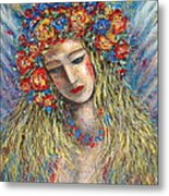 The Loving Angel Metal Print