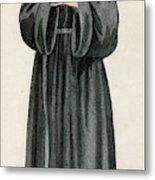 Ursuline Nun Devoted To Saint Ursula Metal Print