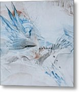 Wings Of A Dove Metal Print