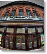 001 Allendale Theatre  Metal Print