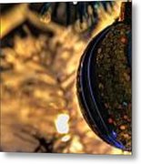 002 Silent Night Series Metal Print