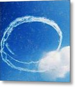 0036 - Air Show - Acanthus Metal Print