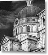0039 The Basilica Of St. Josaphat Metal Print