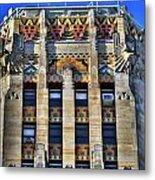 0049 Art Deco City Hall Metal Print