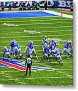 005 Buffalo Bills Vs Jets 30dec12 Metal Print