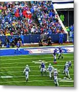 006 Buffalo Bills Vs Jets 30dec12 Metal Print