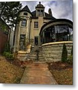 009 Law Offices Cornell Mansion Metal Print