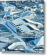 0097927 - Athens - Olympic Stadium Metal Print