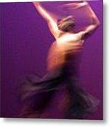 01 24 2013 Dancer 1 Metal Print
