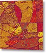 0119 Abstract Thought Metal Print