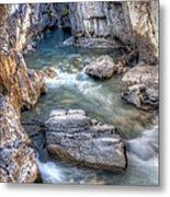 0144 Marble Canyon 2 Metal Print