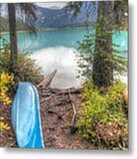 0162 Emerald Lake Metal Print