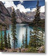 0184 Moraine Lake Metal Print