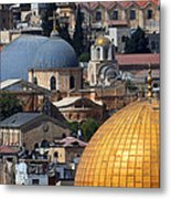 019 Jerusalem Metal Print