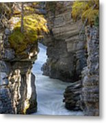 0191 Athabasca Canyon 2 Metal Print