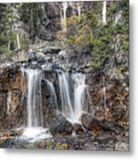 0202 Tangle Creek Falls 5 Metal Print