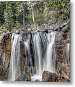 0206 Tangle Creek Falls 2 Metal Print