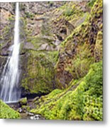 0237 Multnomah Falls Oregon Metal Print