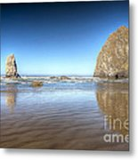0238 Cannon Beach Oregon Metal Print