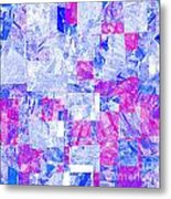 0318 Abstract Thought Metal Print