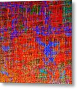 0325 Abstract Thought Metal Print