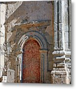 0328 Mission At San Juan Capistrano Metal Print