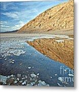 0330 Badwater Basin Metal Print