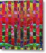 0337 Abstract Thought Metal Print