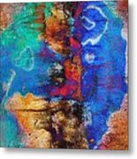 Expression With Vision Metal Print