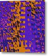 0347 Abstract Thought Metal Print