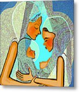 043 - Take Care Of The Child Metal Print