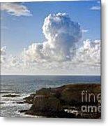 0514 Yaquina Lighthouse Metal Print