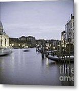 0696 Venice Italy Metal Print
