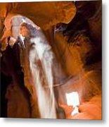 0692 Antelope Canyon Metal Print