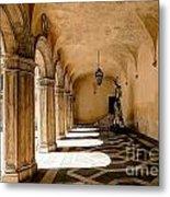 0758 Doge Palace - Venice Italy Metal Print