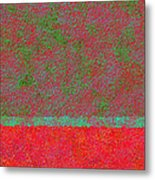0764 Abstract Thought Metal Print