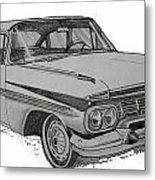 079-car Metal Print