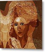 085 -  Romantic Bride  ... Metal Print