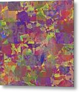 0866 Abstract Thought Metal Print
