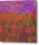0867 Abstract Thought Metal Print