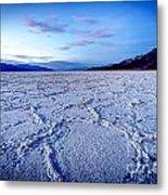 0919 Badwater Basin Metal Print