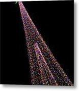 Festival Of Lights - Christmas At The Botanical Gardens Metal Print