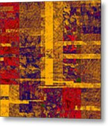 0161 Abstract Thought Metal Print