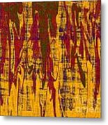 0280 Abstract Thought Metal Print