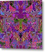 0317 Abstract Thought Metal Print