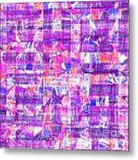 0397 Abstract Thought Metal Print