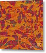 0450 Abstract Thought Metal Print