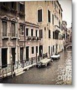 0502 Venice Italy Metal Print