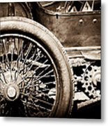 1913 Isotta Fraschini Tipo Im Wheel Metal Print