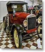 1926 Ford Model T Roadster Metal Print
